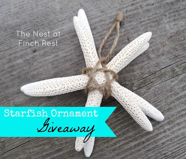 Giveaway at Finch Rest