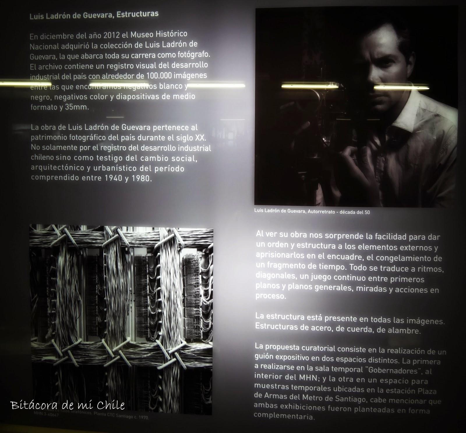 Bitacora de mi Chile: ESTRUCTURAS