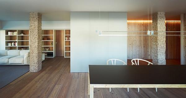 Ilia estudio interiorismo interiorismo casa 13 barcelona - Estudios de interiorismo en barcelona ...