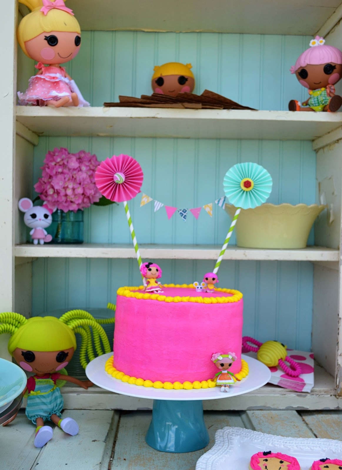 The Farrier\'s Daughter: A Lalaloopsy Birthday Party