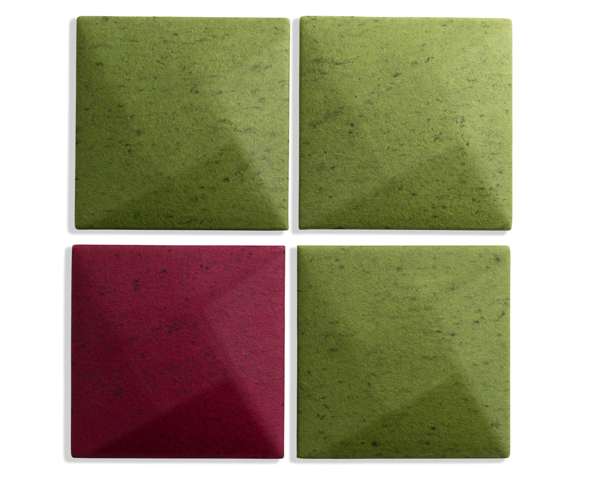 Modern Sound Absorbing Wall Panels For Home Or Office