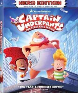 Captain Underpants The First Epic Movie 2017 English Download BluRay 720p at xcharge.net