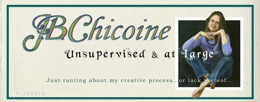 J.B. Chicoine—Art, Unsupervised & At Large
