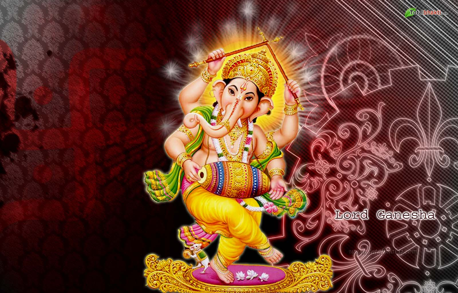 lord ganesha wallpaper computer background - photo #1