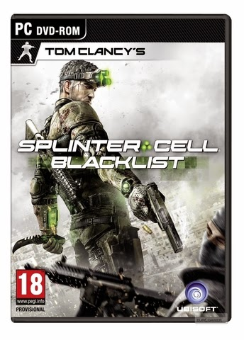 Splinter Cell Blacklist free download game for PC