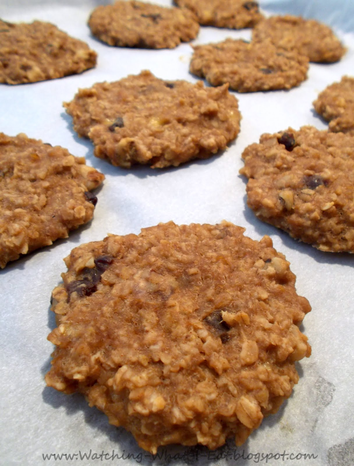 ... Eat: Judy's Ultimate ~ Peanut Butter Oatmeal Breakfast Cookies