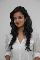 Shanvi in Lovely White Shirt and Denim Jeans Cute Simple Beauty Must See
