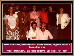 Marisa Serranno, Banda Moxotó e Inezita Barroso