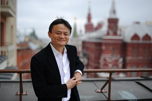 Основатель Alibaba Джек Ма