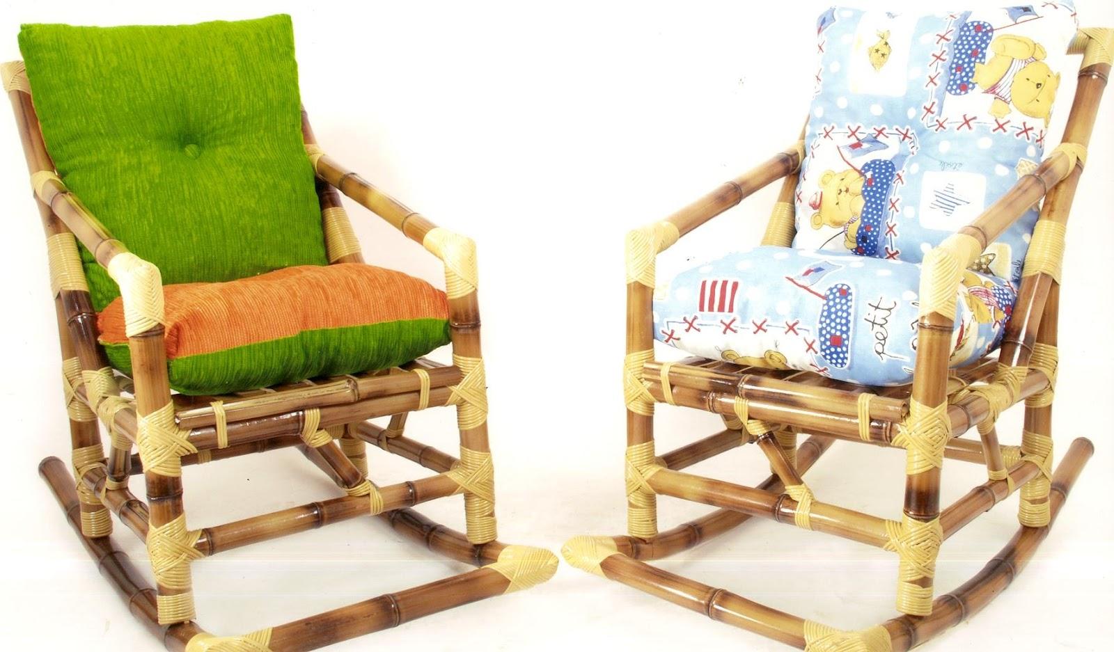 BambuArt: Cadeira de Balanço Infantil #90B405 1600x937