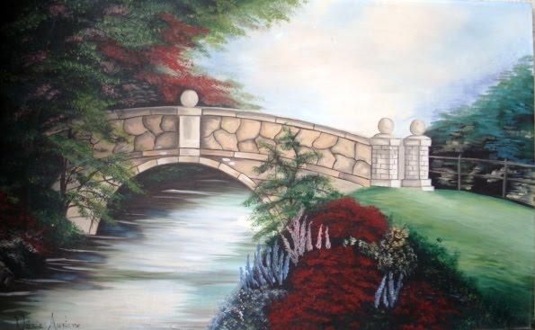 Pintura em tela - Vendas