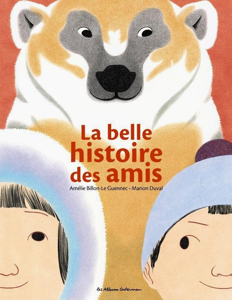 La Belle histoires des amis, avec Marion Duval et les éditions Casterman