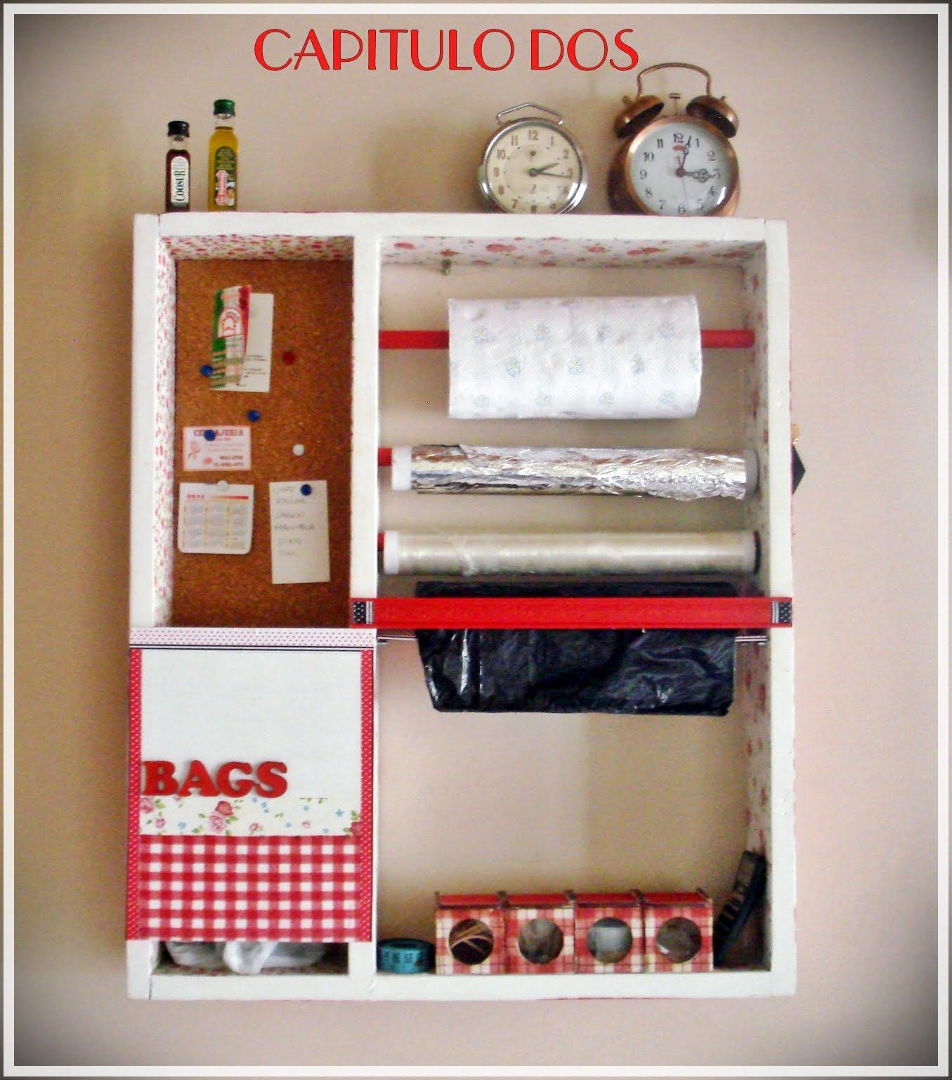 Organizadores De Cocina | Muebles De Cocina Con Organizadores Ocinel Com