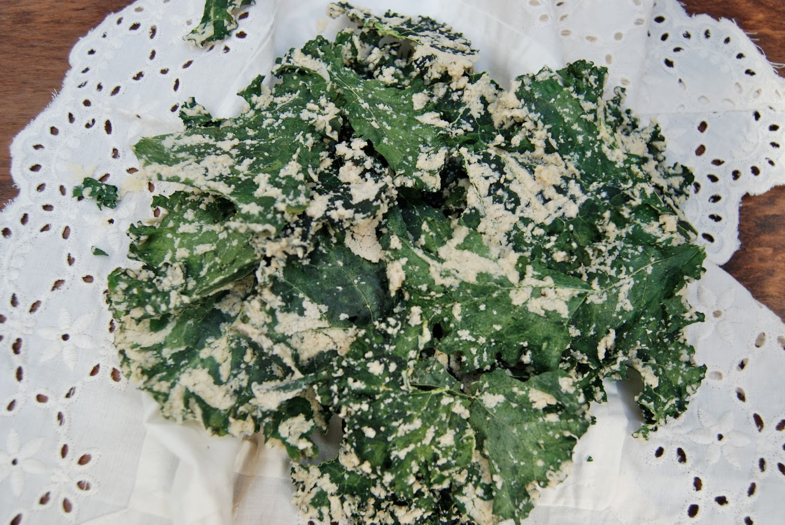 Crazy Sexy Kitchen Project: Kale Chips