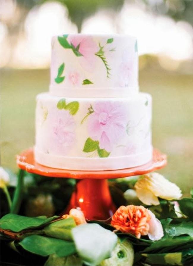 Bolo de Casamento Pintado a Mão, bolo de casamento, bolos, casamento, bolos de casamento, bolo pintado a mão, cake design, bolo de casamento criativo, bolo original, bolo criativo