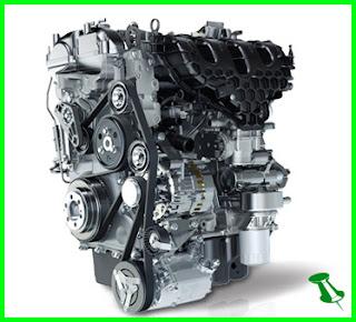 Land Rover Range Rover Evoque Engine