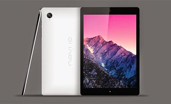 Nexus 9 - HTC Volantis