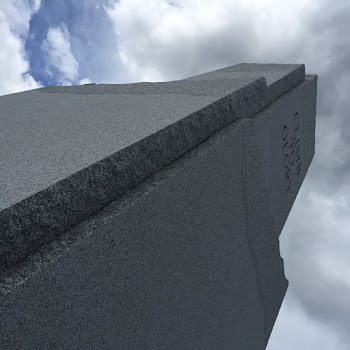 Tenth Mountain Monument in Thompson Park