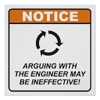 Notice Arguing with the engineer may be ineffective. . . Zazzle.com