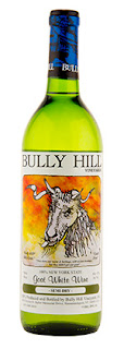 Bully Hill Vineyards Goat White wine