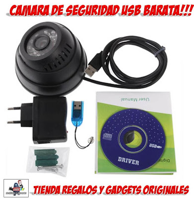 video camara seguridad