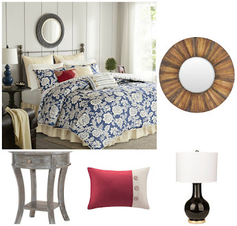 Nautical Farmhouse Bedroom Collection