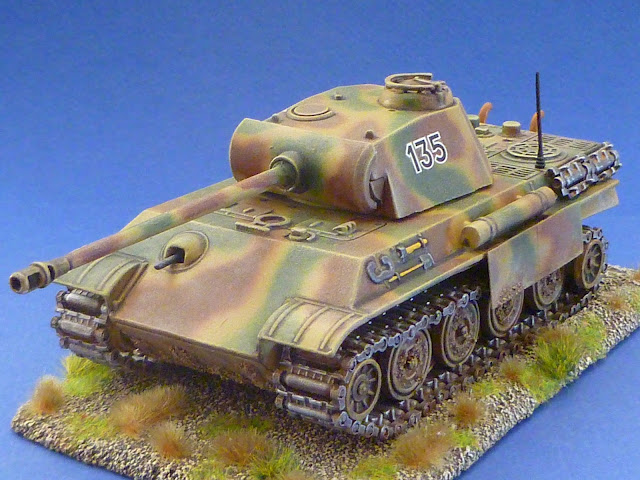 Char Panther Ausf.G de Solido 2