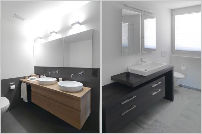 moderne badezimmermöbel | huboonline, Hause ideen