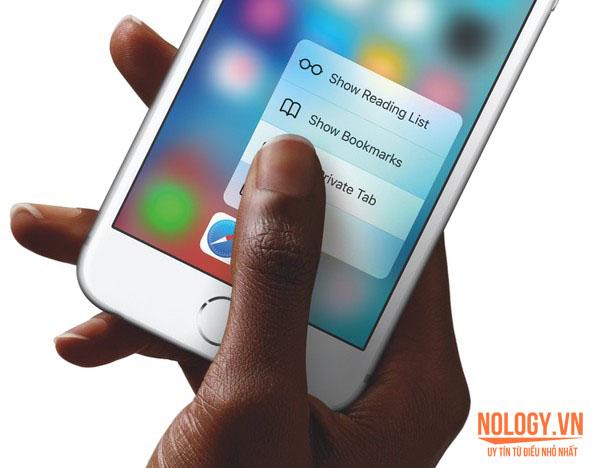 Lỗi bất ngờ trên Iphone 6s