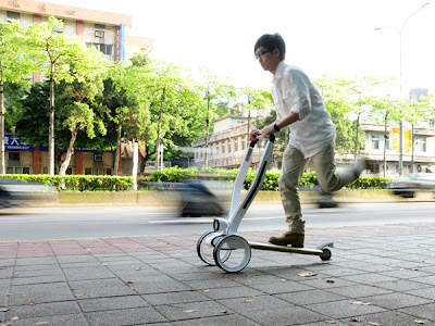 Creative Scooters and Cool Scooter Designs (10) 9