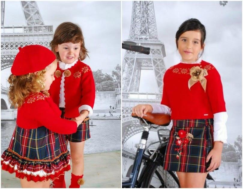 Como vestir a los niños en Navidad - Kauli