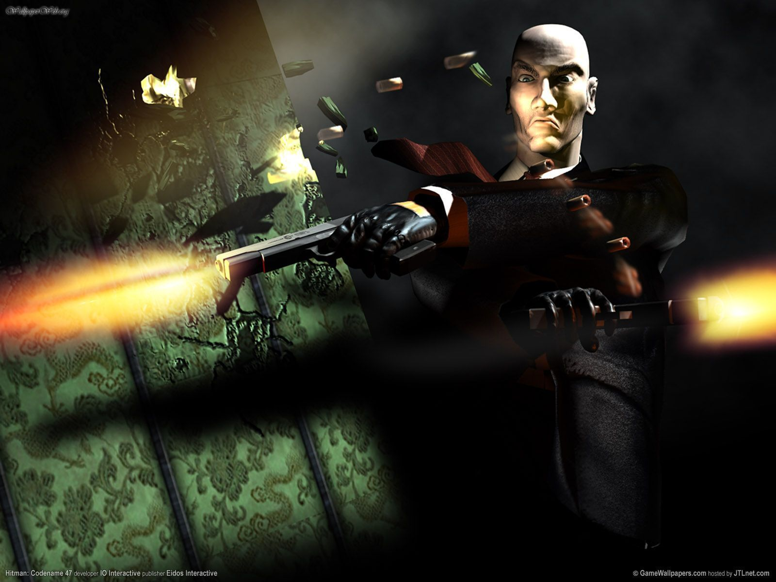 Hitman HD & Widescreen Wallpaper 0.775483543182552