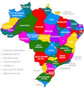 Se Todos os projetos forem aprovados, Brasil poderá ter mais de 40 Estados. (brasil novosestados)