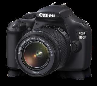 Spesifikasi dan Harga Canon EOS 1100D
