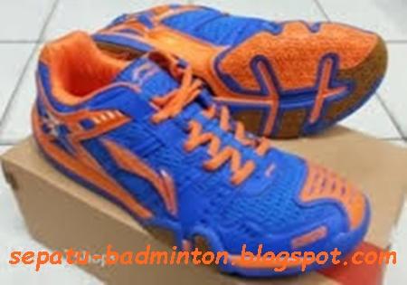 Sepatu Badminton Li Ning Saga Pro Original