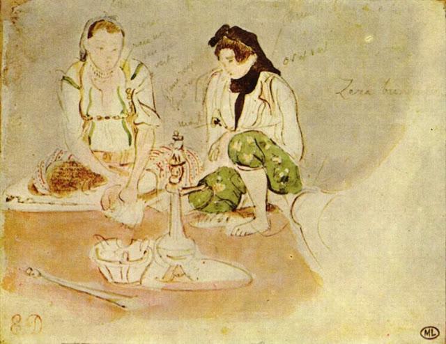 mujeres de argel