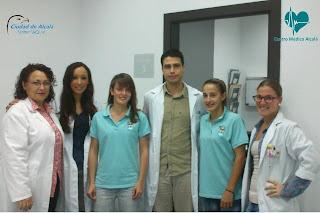 Centro médico Alcalá