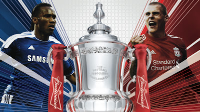 Prediksi Skor Akhir Pertandingan Chelsea vs Liverpool Final Piala FA 2012