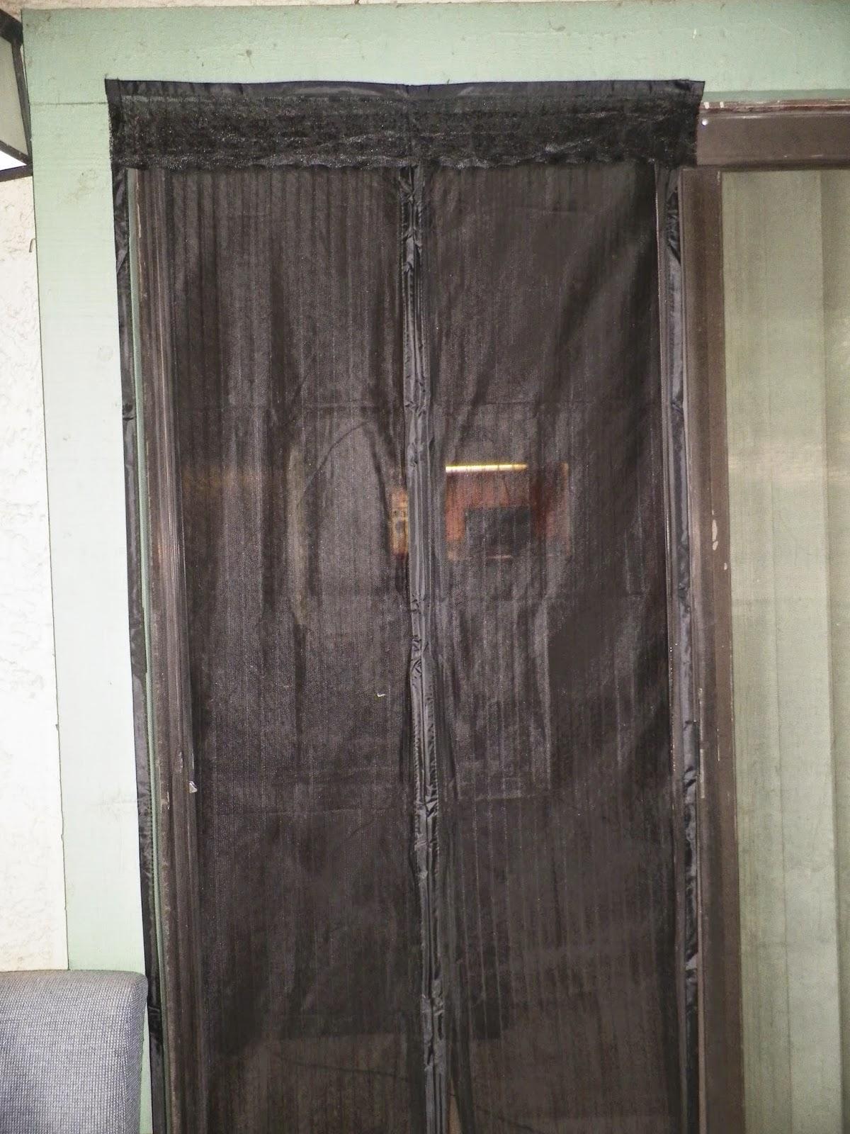 Magnetic Screen Door : Mygreatfinds mag magnetic screen door review