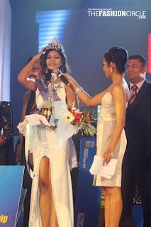 Miss Sri Lanka 2012 Sumudu Prasadini