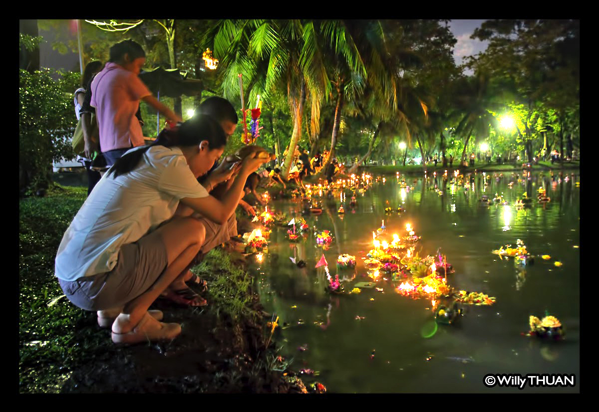 Loy Krathong in Phuket