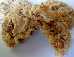 Peanut Butter Cup Oatmeal Cookies