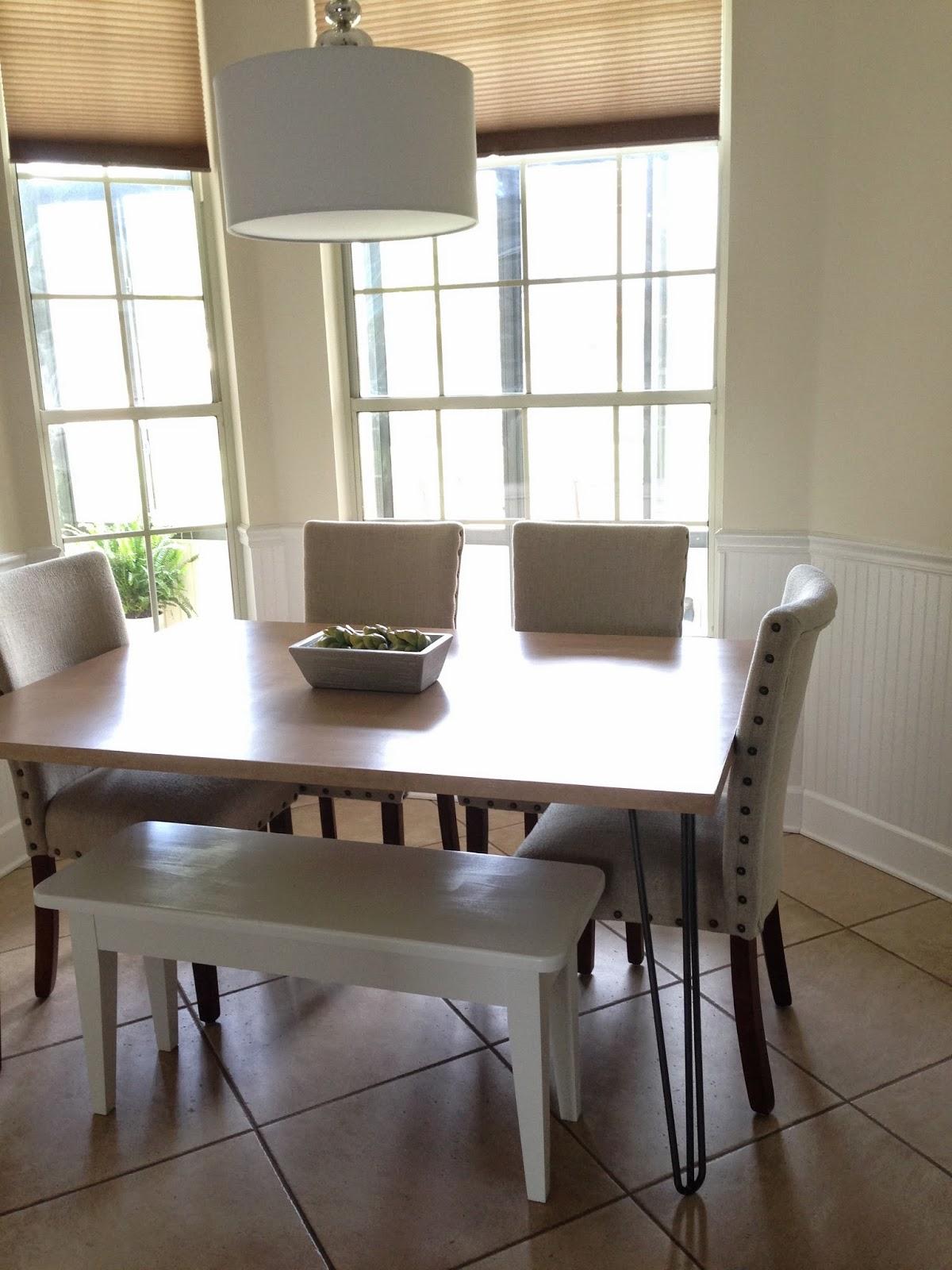 inside out design our kitchen table and breakfast nook. Black Bedroom Furniture Sets. Home Design Ideas