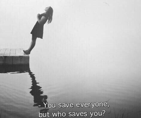 Depression Says Goodbye