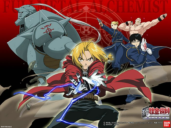full metal alchemist wallpaper. Download Fullmetal Alchemist