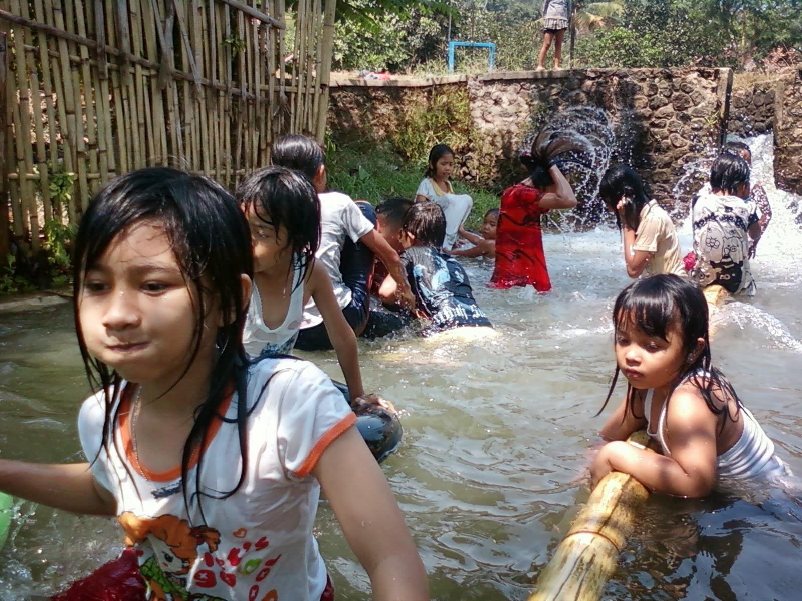 Wisata Air di Desa Cibarengkok – Cianjur