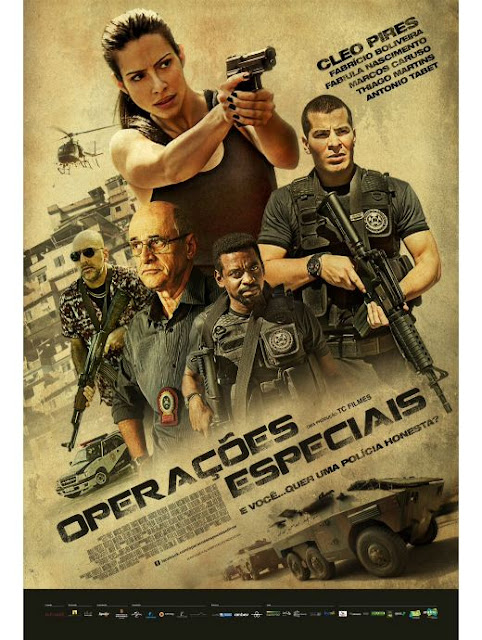 Special features / OPERACOES ESPECIAIS (2015) DVDRip ταινιες online seires oikamenoi greek subs