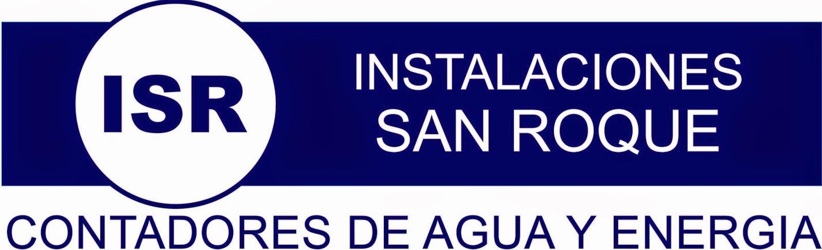 Instalacioes San Roque - Contadores de agua y energía