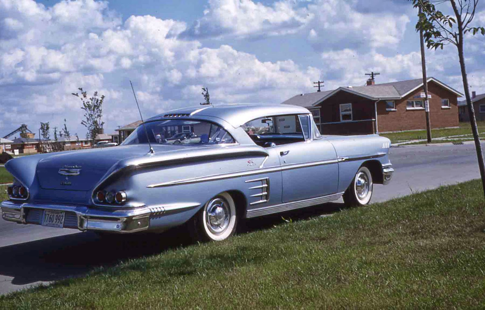 Yvind Eiesland Sin Cougar moreover f additionally Chevy Impala Coupe Mint Green Ac Car besides Impconv Intb besides Chevrolet Impala. on 1958 chevrolet impala sport coupe