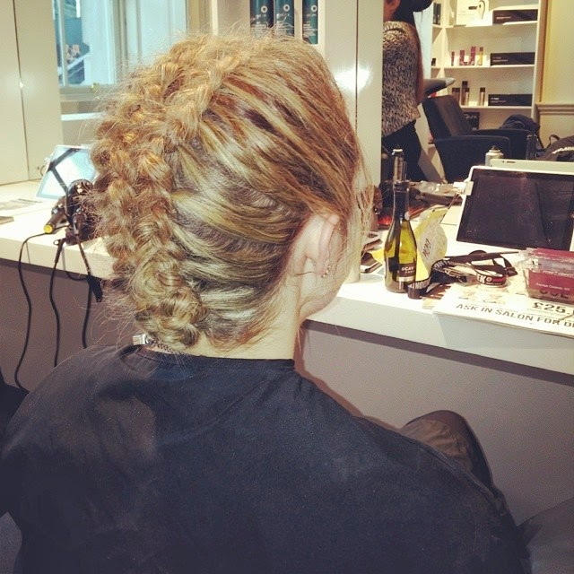 toni & guy fashion fix braid